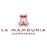 Logo de l'hôtel la mamounia